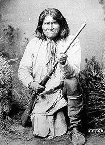 INDIAN WARS geronimo